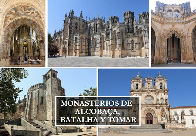 Ruta por los Monasterios de Alcobaça, Batalha y Tomar