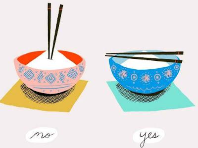 Văn hóa dùng đũa khi ăn của các nước châu á