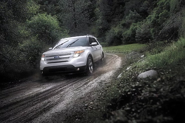Ford recalls 1.2 million Explorer SUVs for fears of suspension failure