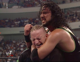 WWE / WWF Summerslam 2000 - X-Pac faced Road Dogg