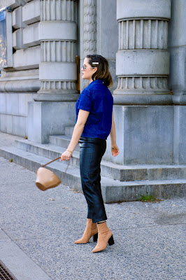Nyc fashion blogger Kathleen Harper's cute fall outfits for 2020.