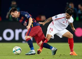 Barcelona vs Sevilla en Final Copa del Rey 2016