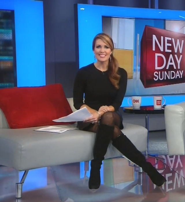 Cnn news women wearing pantyhose