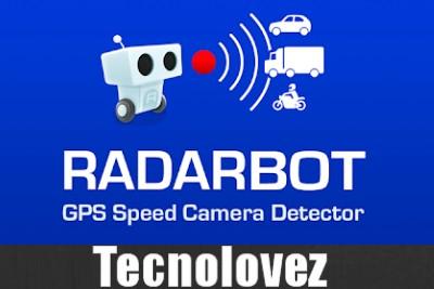 Radarbot - Applicazione che rileva gli autovelox e ti avvisa sul traffico e pericoli in tempo reale