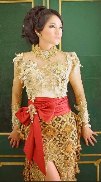 Jual Kebaya Bekas Yang Glamour Dengan Harga Terjangkau Model Baju