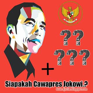 Tahukah anda, Siapa Cawapres Pendamping Jokowi 2019