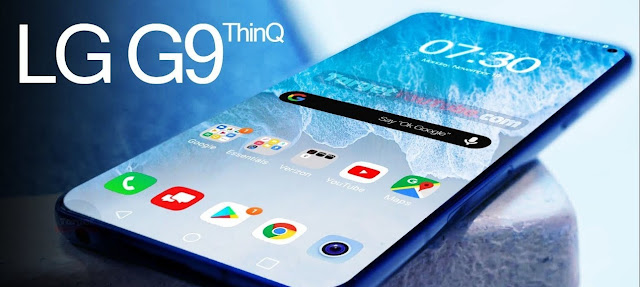 Hp Android LG G9 ThinQ