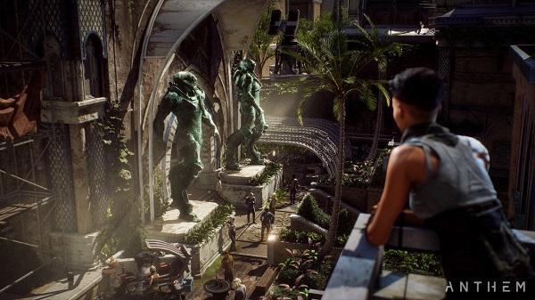 أستوديو تطوير لعبة Anthem يؤكد أن نسخة الديمو لهذا الاسبوع ستكون مختلفة لهذا السبب..