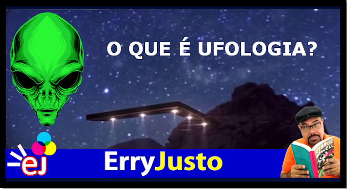 O QUE É UFOLOGIA? RELEMBRE 3 CASOS AQUI NO BRASIL (VÍDEO)