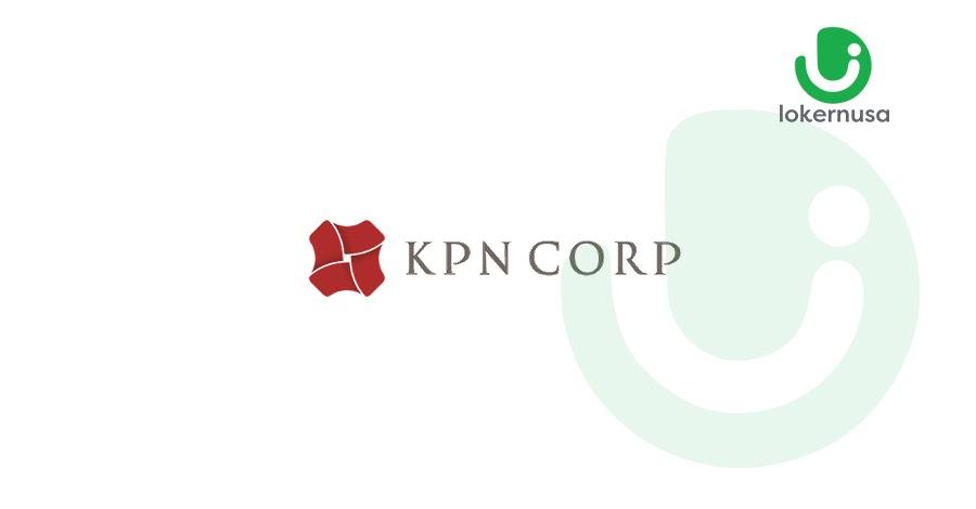 Lowongan Kerja KPN Plantation