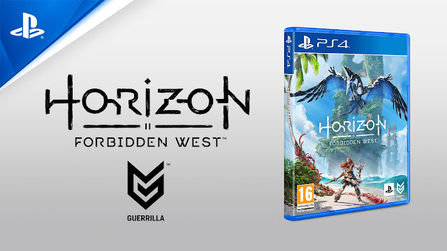 horizon forbidden west collector's edition release date february 18, 2022 ps4 ps5 open-world action role-playing game guerrilla games playstation sony interactive entertainment delay q1 2022