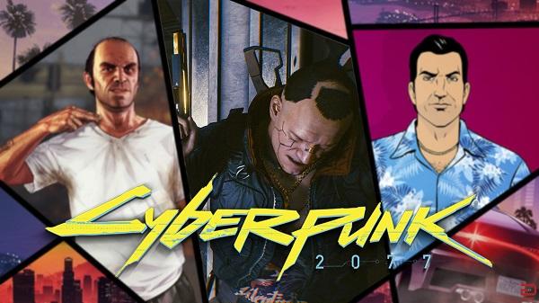 استوديو CD Projekt يؤكد أن لعبة Cyberpunk 2077 ستتفوق على سلسلة GTA