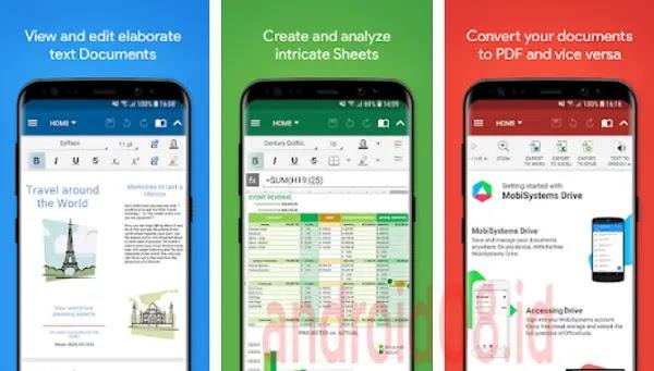 Download OfficeSuite Premium Edition Apk