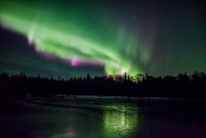 Maior parte da energia do vento solar vai para o norte da Terra; entenda