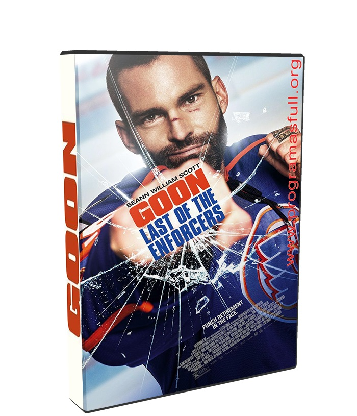 goon last of the enforcers poster box cover