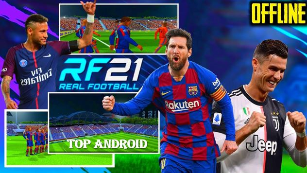 Real Football 21 Apk Data Download Android Offline