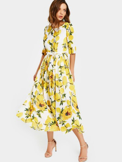 yellow dress heaven online