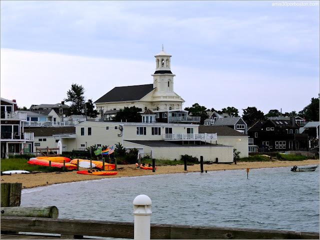 Biblioteca Pública de Provincetown, Cape Cod