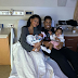 Chanel Iman welcomes her second child with husband, Sterling Shepard