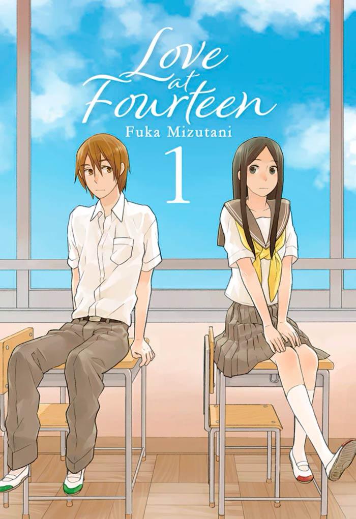 Love at Fourteen (14-sai no Koi) - Milky Way Ediciones