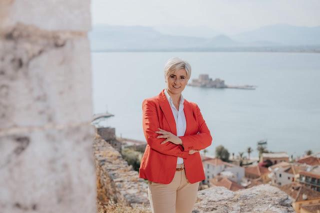 Σόνια Τάνταρου- Κρίγγου: Μια δυνατή φωνή για την Αργολίδα