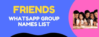best friends group names of whatsapp