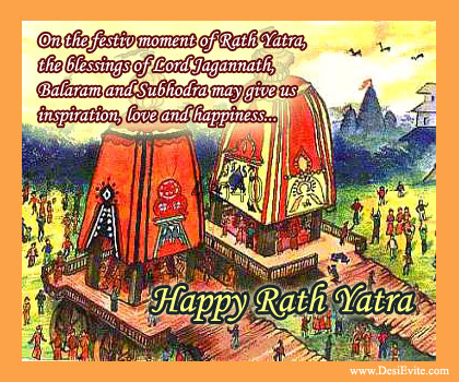 The Rath Yatra Festival – Essay