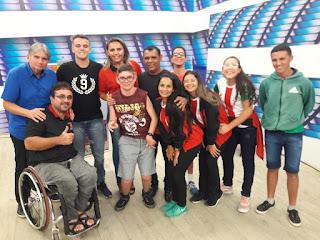 Paratletas do Polo Picuí conquistam várias medalhas no Jogos Paralímpicos da Paraíba 2019