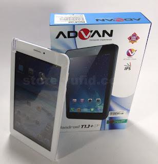 pembelian Tablet Advan T1J+ untuk kepentingan dakwah