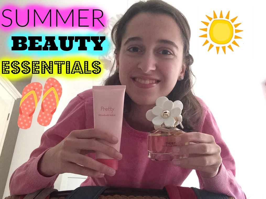 summer beauty essentials 2016 #summer2016 #beautytips http://isafashionebella.blogspot.com