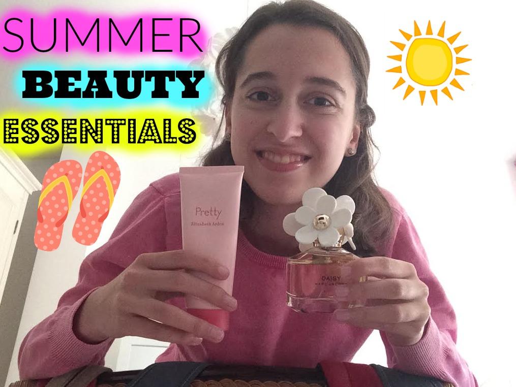 summer beauty essentials 2016 #summer2016 #beautytips http://isafashionebella.blogspot.com