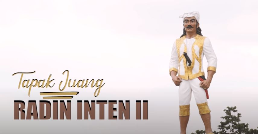 4 Fakta Pahlawan Radin Inten II, Pahlawan Nasional Asal Lampung
