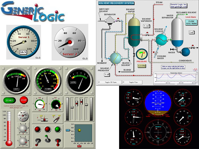 custom HMI and SCADA systems