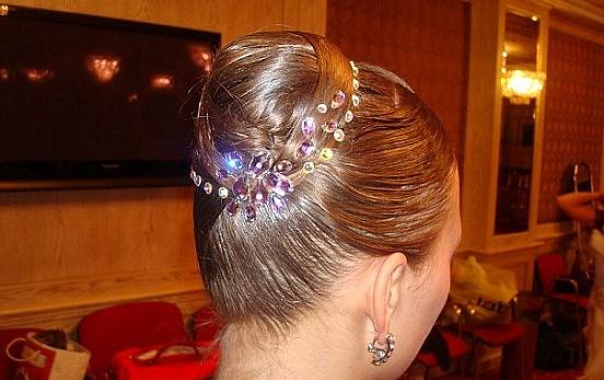 Hair Styles For A Dance: Ballroom Lighting Pic: Ballroom Hairstyles