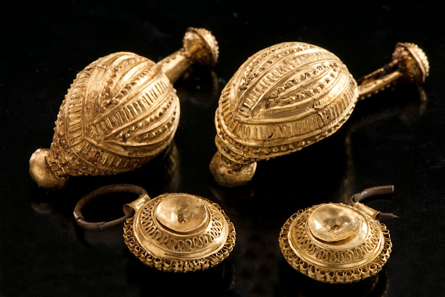 Treasures from 2,600-year-old grave of Celtic princess in Germany reveal their secrets
