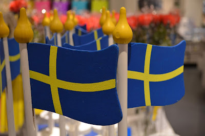 The national language of Sweden is  Swedish. It is the mother tongue of   approximately 8 million of the country's  total population of almost 10 million.
