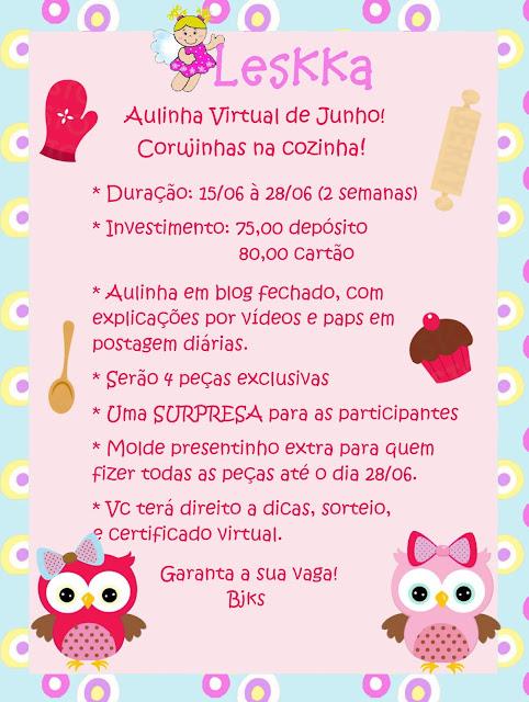 Aula Virtual de Junho!