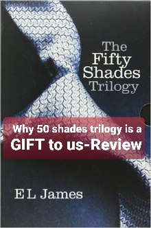 Fifty shades trilogy book review