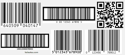 kalautau.com - Taukah Anda Cara Kerja Barcode