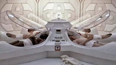 Hibernasi Manusia dalam Perjalanan Luar Angkasa