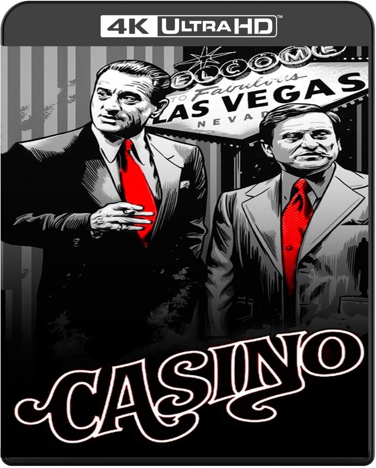 Casino [1995] [UHD] [2160p] [Latino]