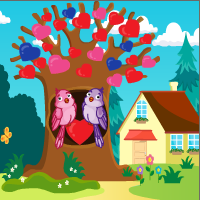 Games4Escape Love Birds R…