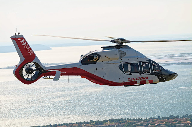 Derazona to be Asia's first H160 operator for oil and gas | MORE THAN FLY
