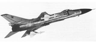 Un Su-15TM con missili R-98