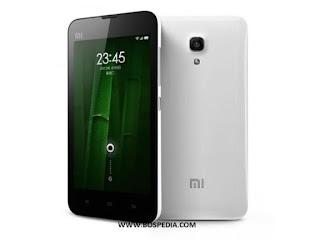 Telepon ini dilengkapi dengan layar touchscreen  Harga dan Spesifikasi Xiaomi MI2A Terbaru 2017