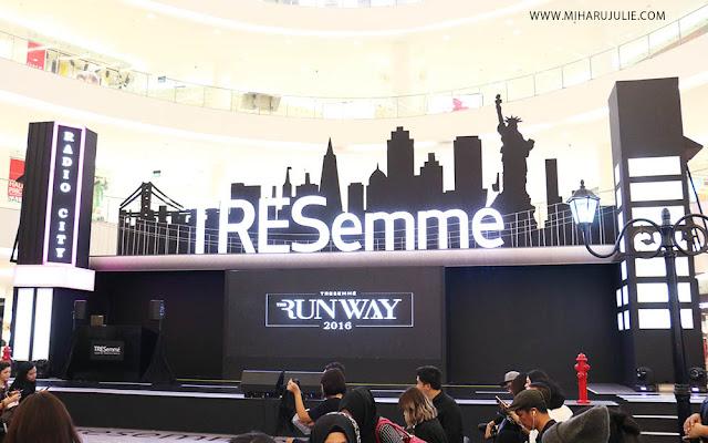 Tresemme Runway 2016