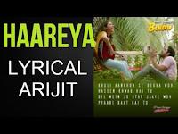 Haareya Arijit Singh