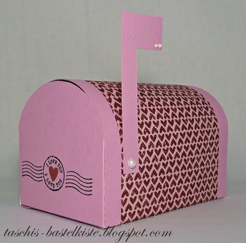 stempeleinmaleins briefkasten mail box. Black Bedroom Furniture Sets. Home Design Ideas
