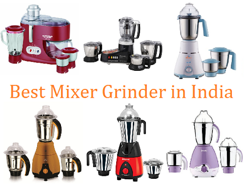 Best Mixer Grinder in India