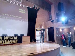 Navaja Negra 2019 - Roberto Amado